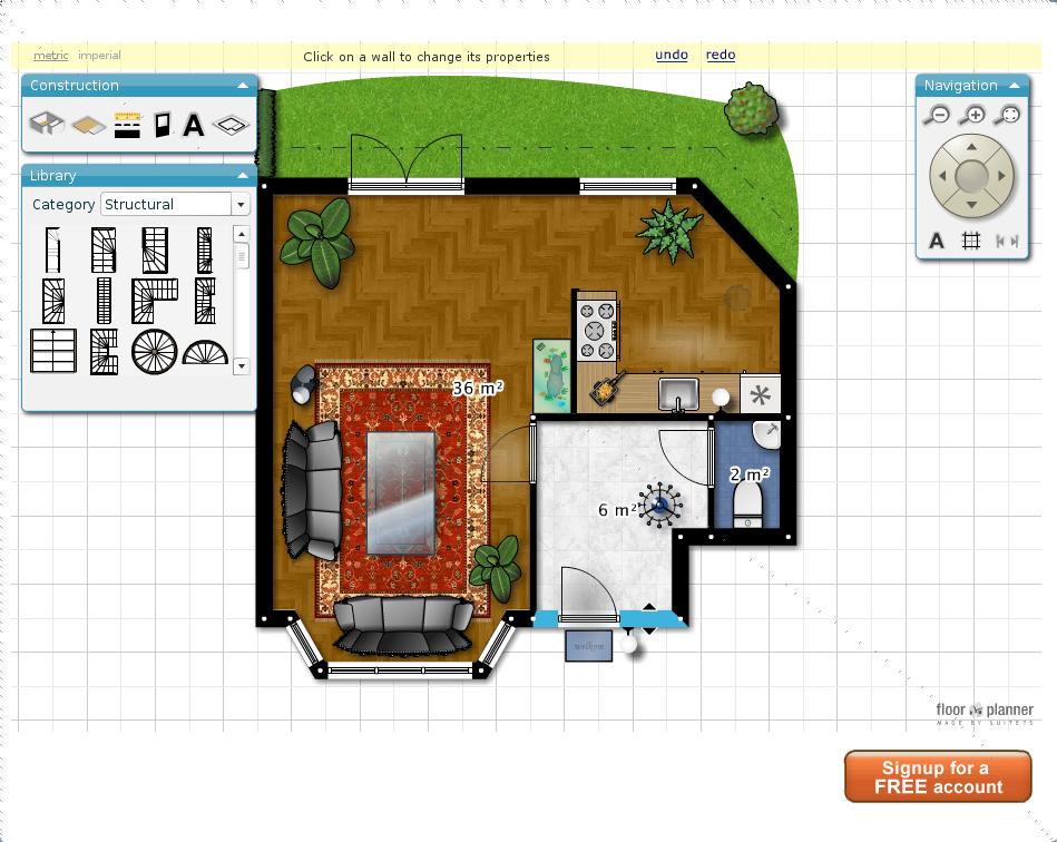 Progettazione casa software design casa creativa e for Software di progettazione di case online
