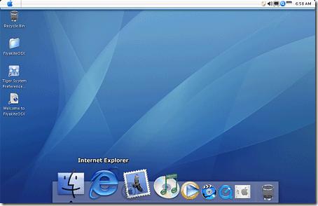 Flyakite Mac OS X