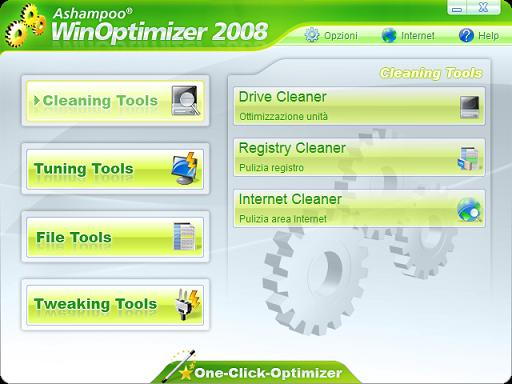Ashampoo WinOptimizer 2008