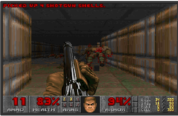 doom flash online