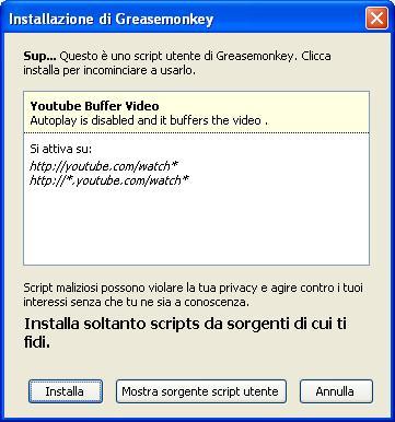 youtube buffer video