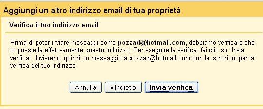 integrazione hotmail gmail 6