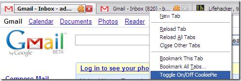 utilizzare account gmail multipli