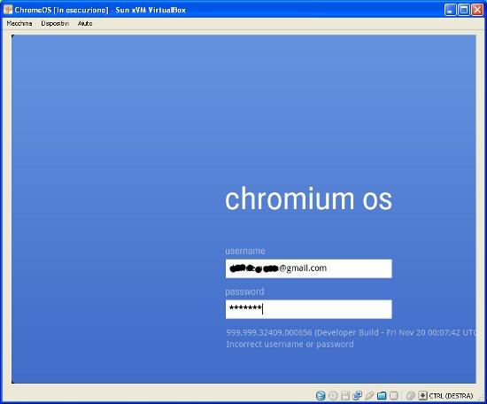 vbox chrome 10