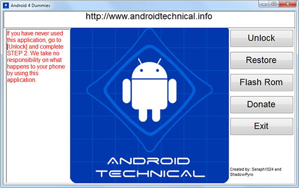 Android 4 Dummies