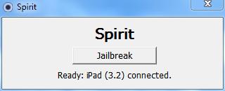 spirit jailbreak app