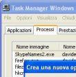 Cosa fare quando scompare la barra delle applicazioni di Windows